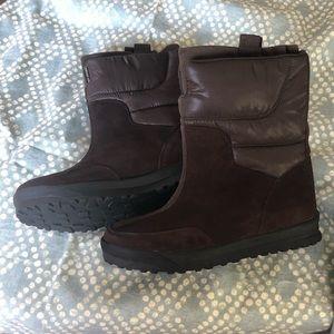 NWOT Lands' end boots